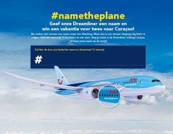 Dreamliner: Name that Plane