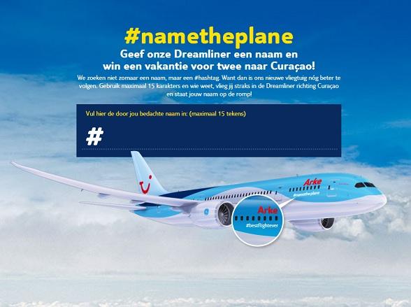 Arke #nametheplane
