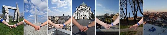 Love is in Belgrade