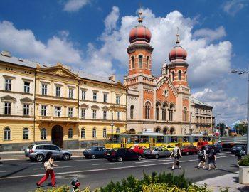 Pilsen: Culturele hoofdstad 2015