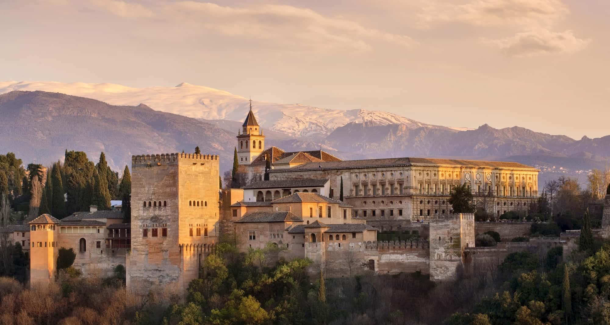 tickets voor Alhambra