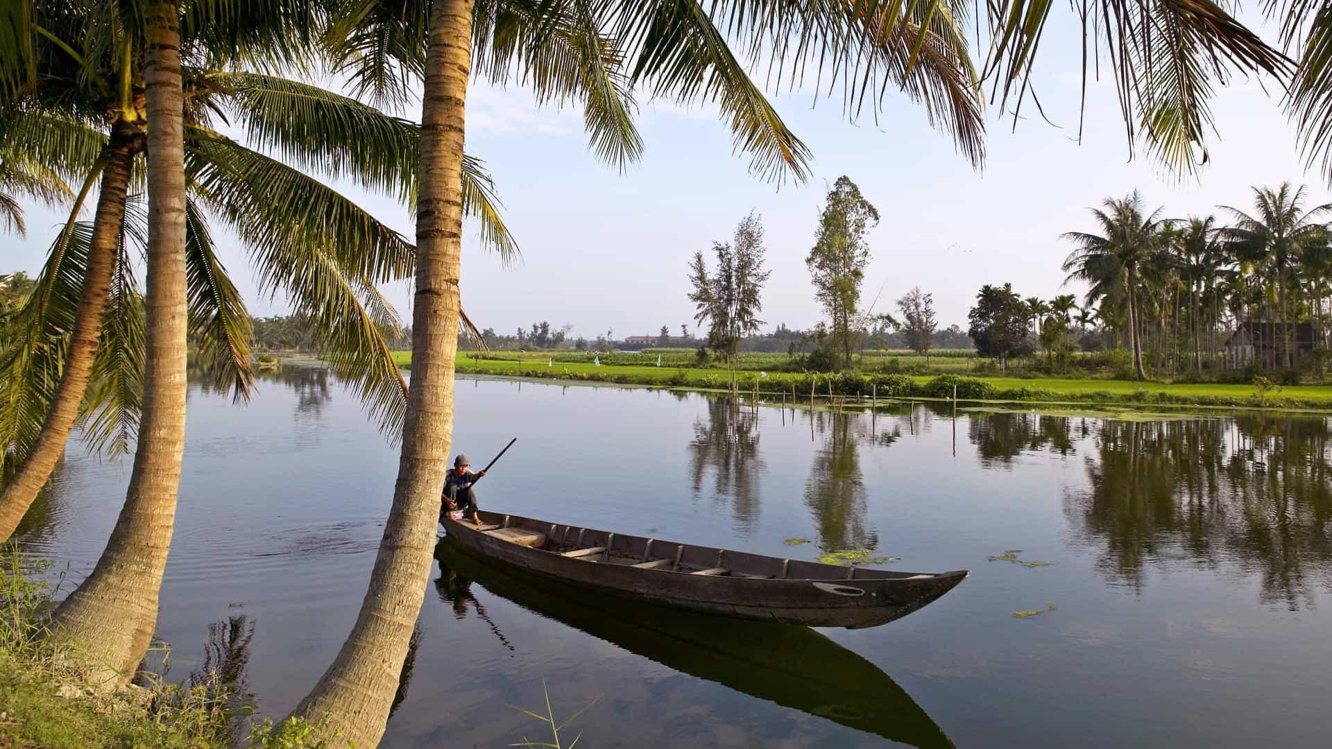 Slapen in Vietnam