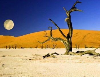 Bucketlist Namibië
