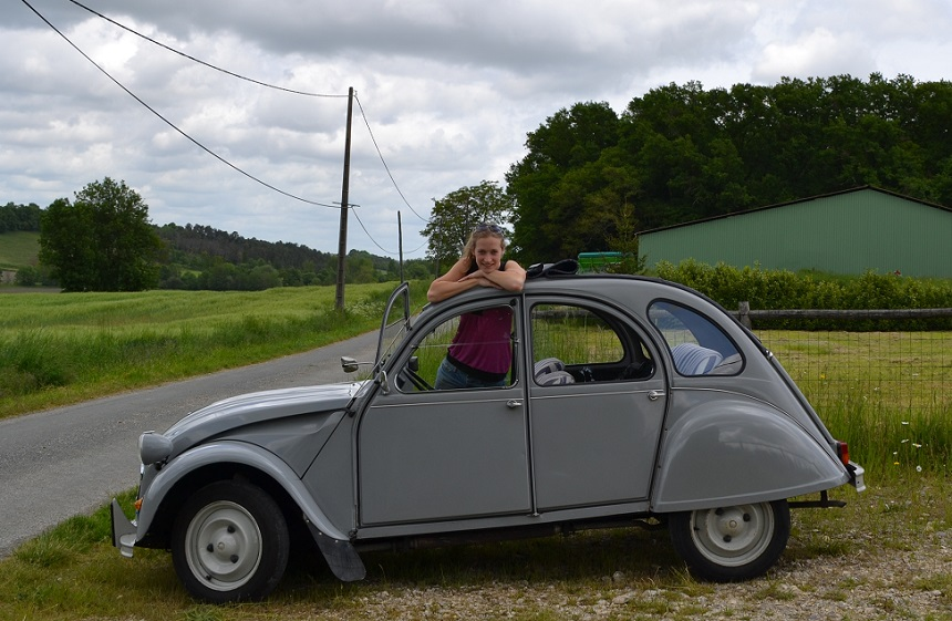 Roadtrippen Frankrijk