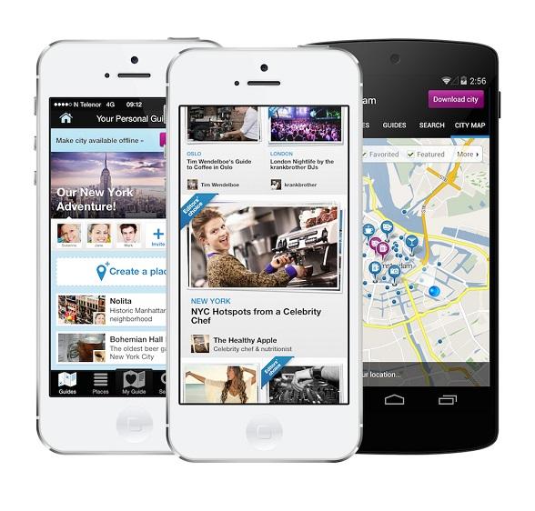 De nieuwe stay.com app