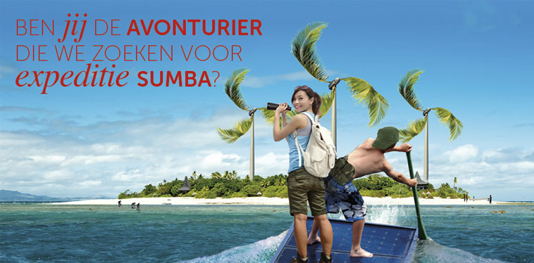 Expeditie Sumba