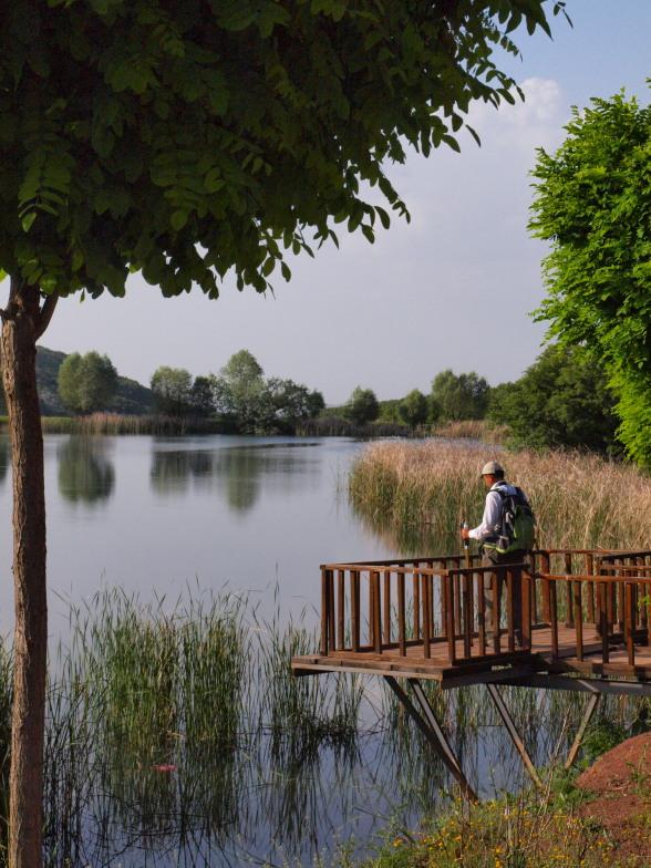 Lake Boğazkale