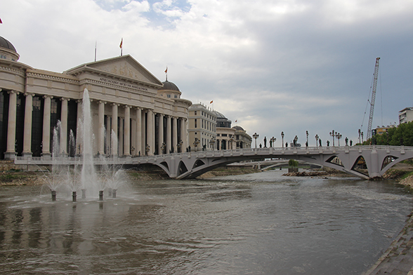 Skopje - Nieuwbouw