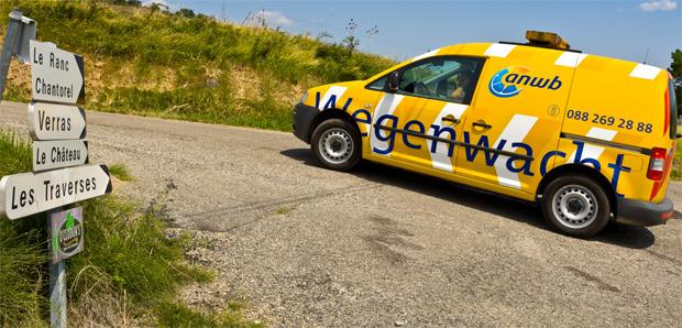 Wegenwacht Europa Service voor pechhulp in Frankrijk