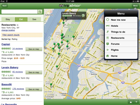 reis apps