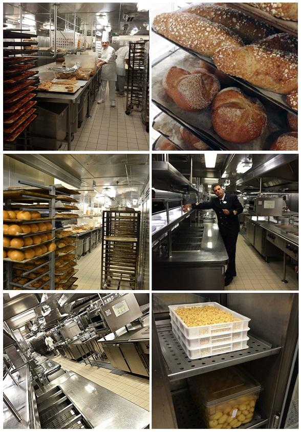 rondleiding keuken