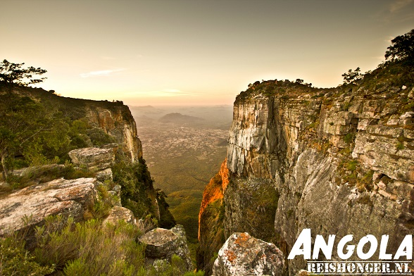 Angola reishonger