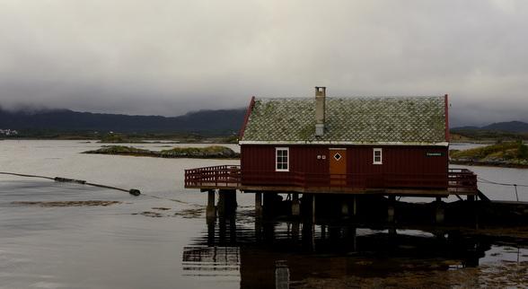 Huisje Håholmen Havstuer