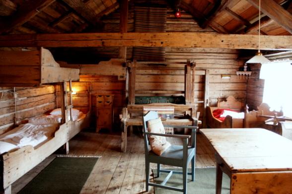Oude kamers Håholmen Havstuer