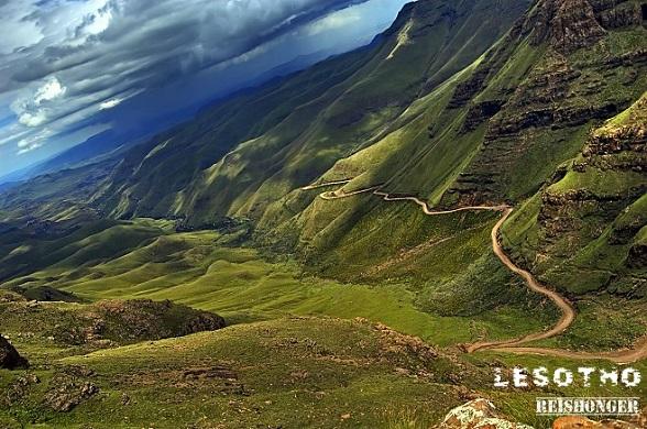Lesotho reishonger