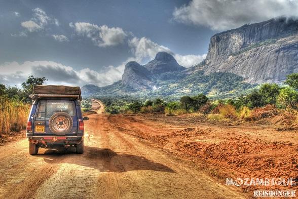 Mozambique reishonger