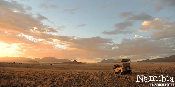 Namibia reishonger