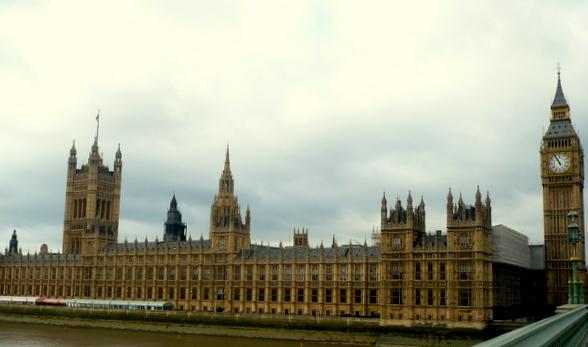 Londen in de hersft