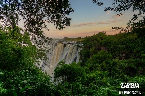 Zambia reishonger