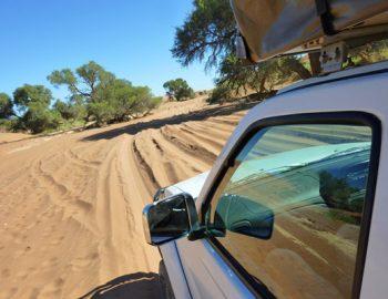 Namibië per 4WD