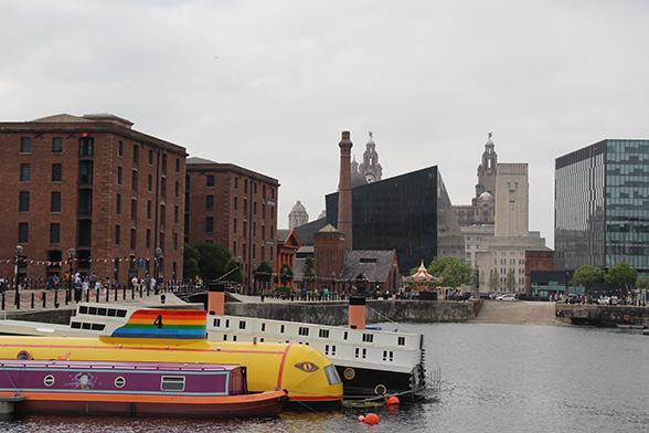 Biketour - Liverpool