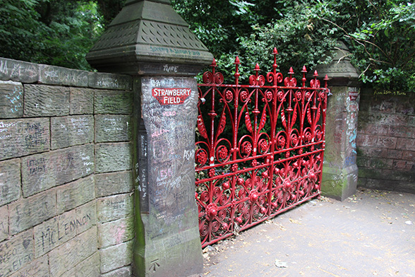 Biketour - Strawberry fields