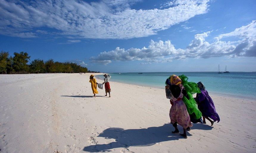 Zanzibar mensen