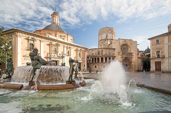 oude stad valencia