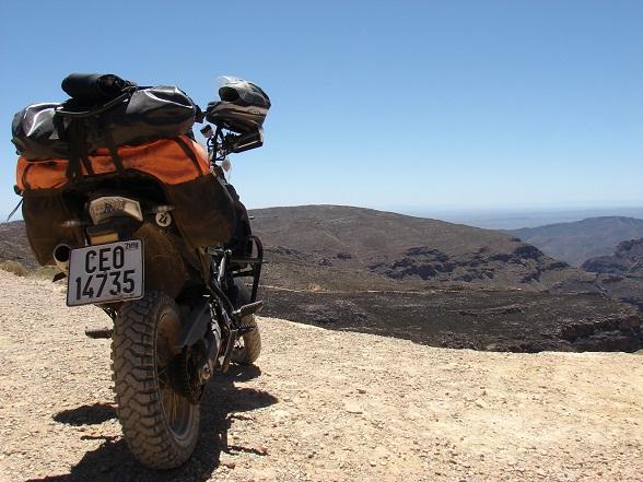 zuid-afrika motorbike-tour