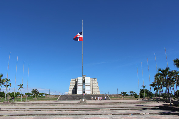 Columbus Lighthouse, Dominicaanse Republiek