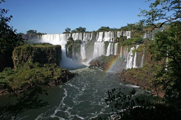 Iguazu National_Park Brasil