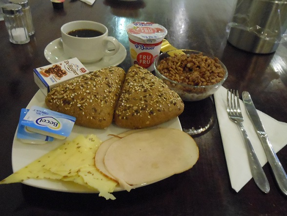 Ontbijtbuffet Hotel Den Helder