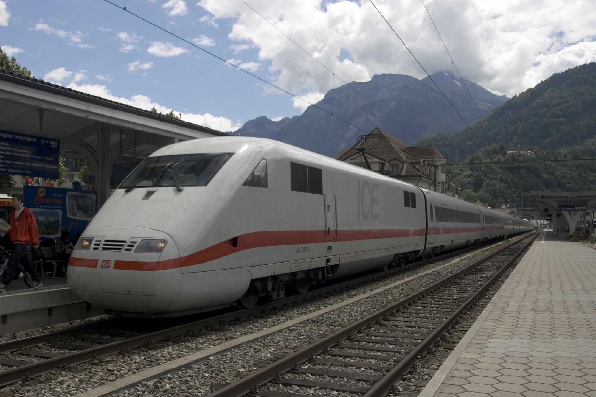 Traveling In Nepal Train