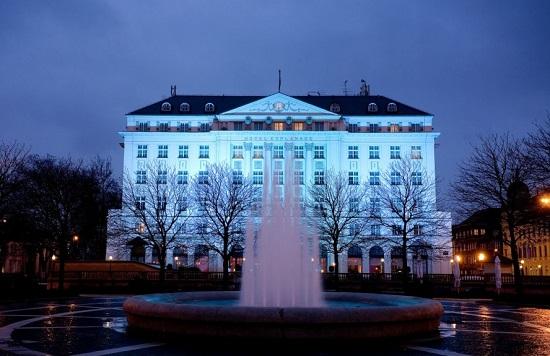 Het schitterende hotel Esplanade, Zagreb