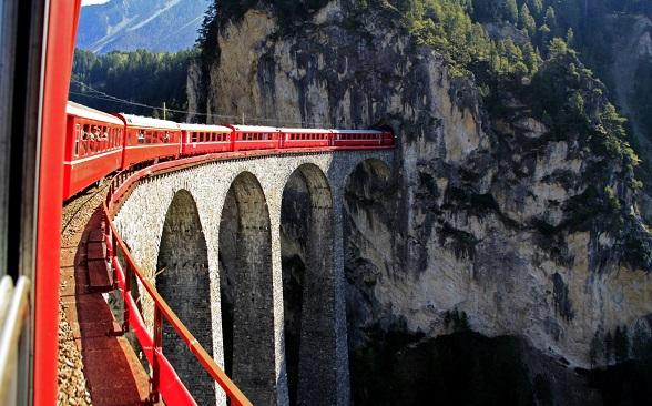 interrail treinreis