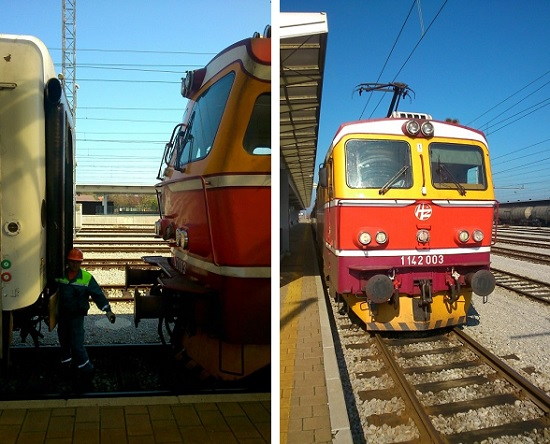 Nieuw land, nieuwe locomotief