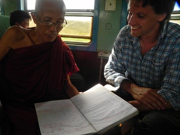 onbekend myanmar