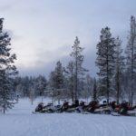 Actief winters Lapland