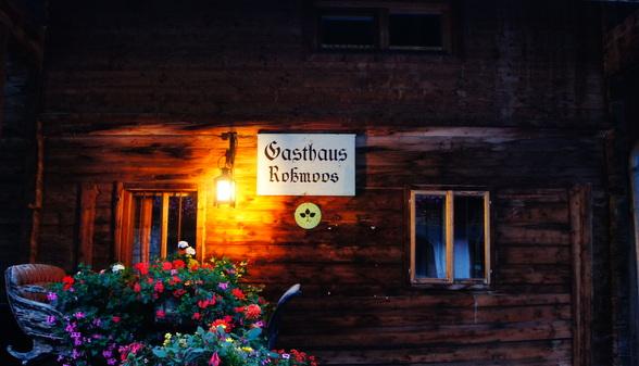 Gasthaus Rossmoos in Alpbach