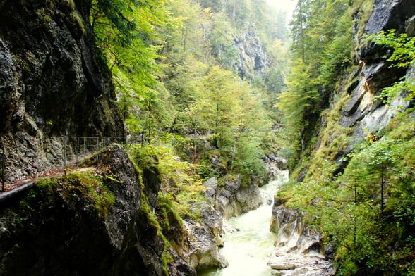 De Kaiserklamm, een van de mooiste canyons van Oostenrijk