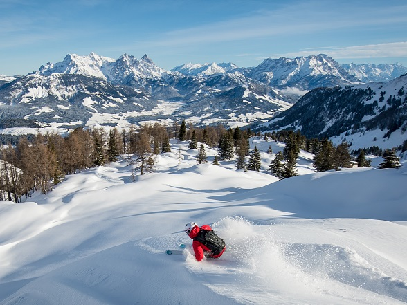 Freeridehotspots Tirol