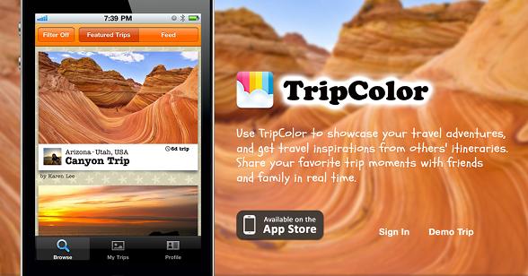 tripcolor