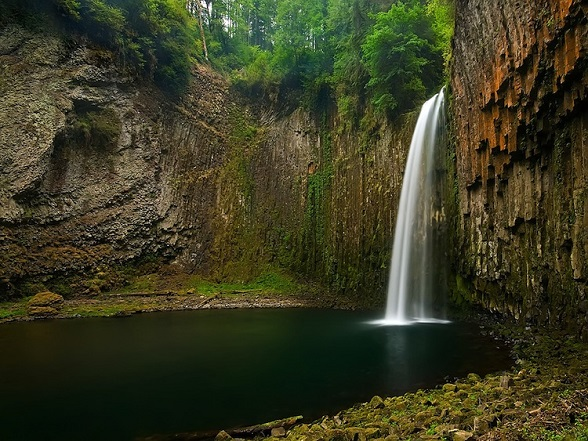 metlako falls portland