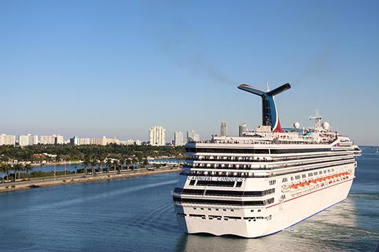 Heerlijk vakantie vieren vanaf een luxe cruiseschip