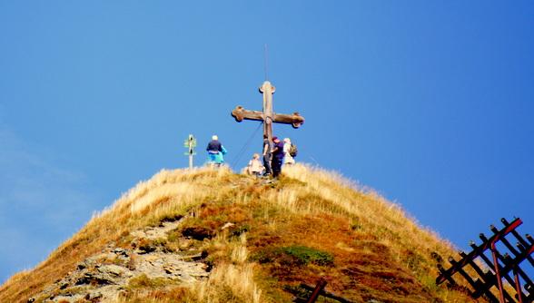 Kruis op de top
