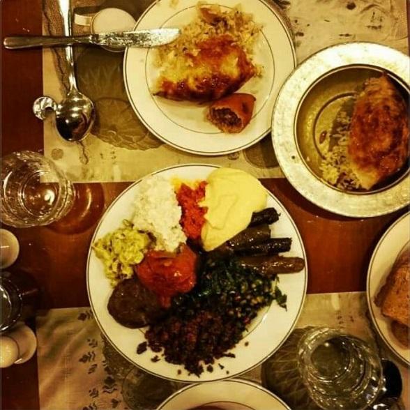 mezes anatolische keuken