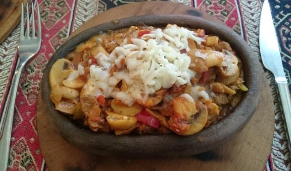 ottomaanse kebab