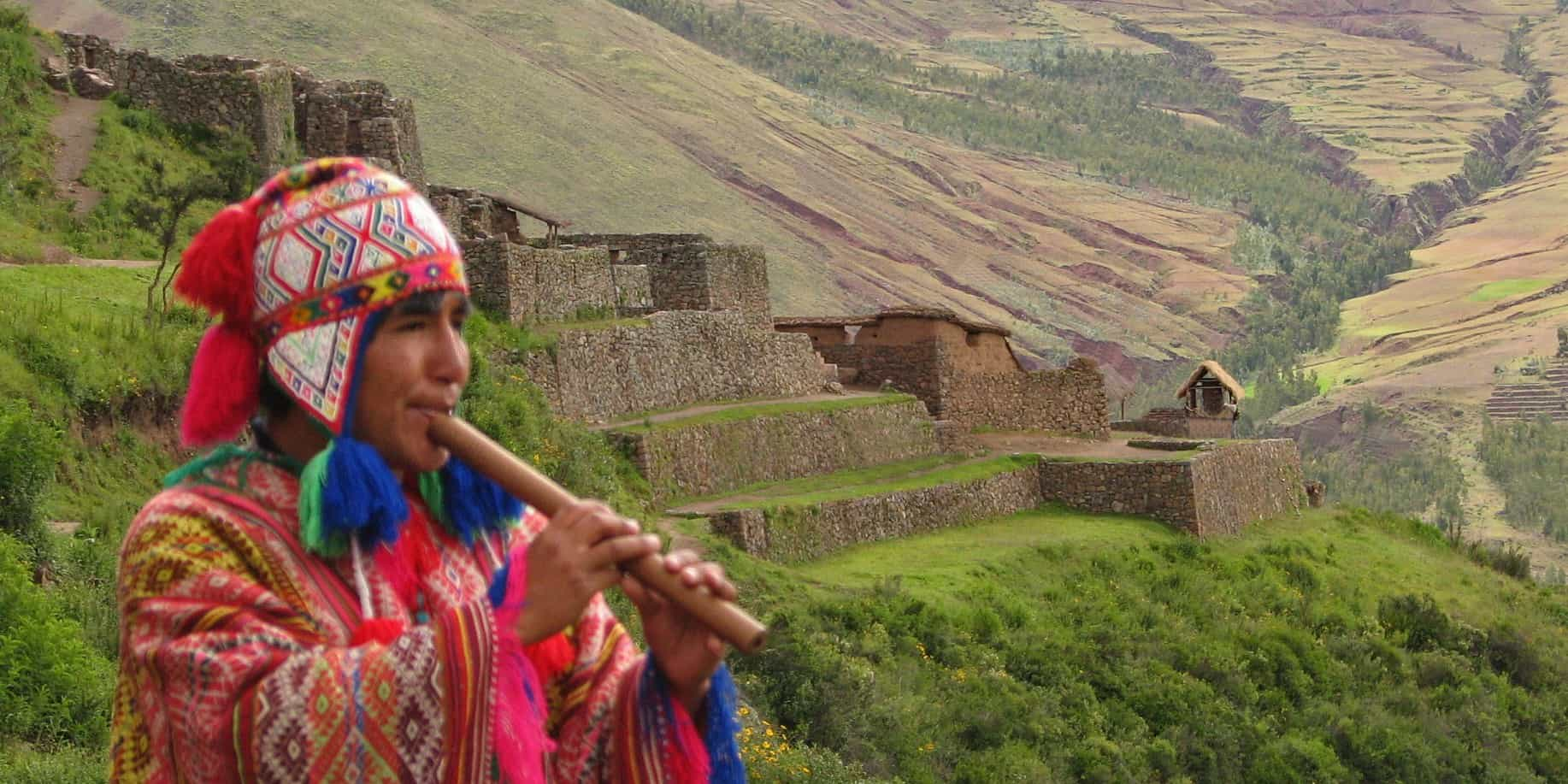 De bevolking van Peru