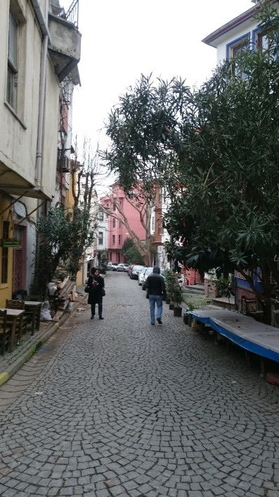 rustig aziatisch istanbul