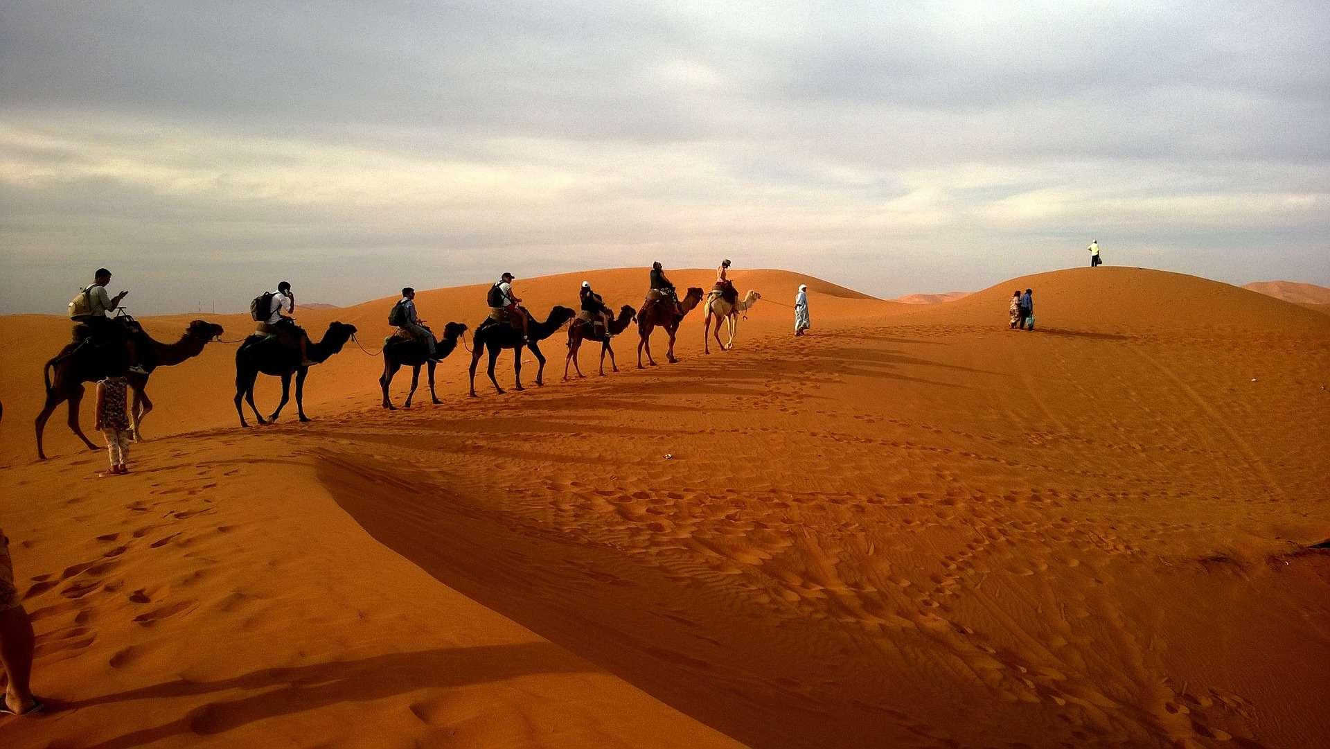 vakantie Oman